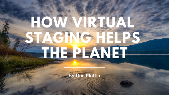 How Virtual Staging Helps the Planet